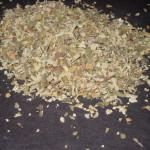 Eriodictyon Californicum (Yerba Santa) Wildharvested Leaf