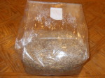 Mushroom Spawn Bags, Large Gusseted Myco Grow Bags