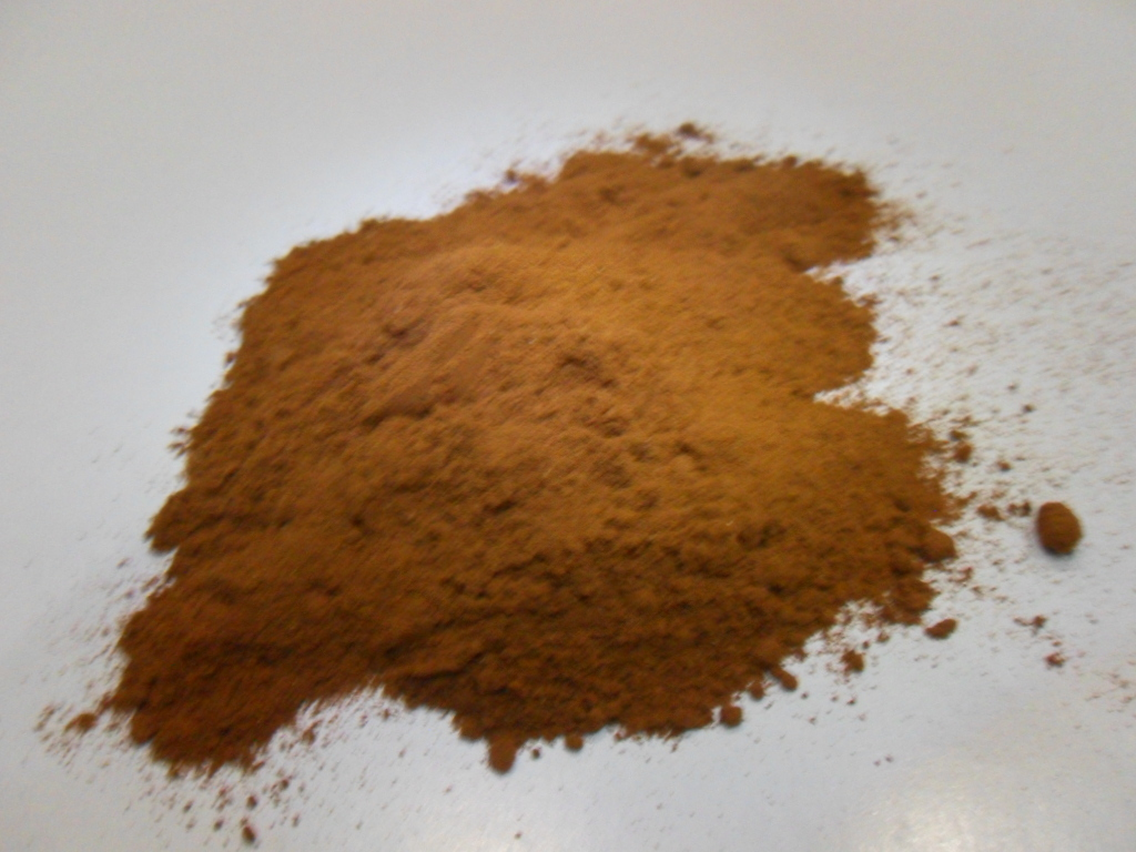 Sassafras Albidium (Sass) Wildcrafted Bark Powder