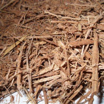 Banisteriopsis Caapi  (Yage, Peruvian Red) Vine, Shredded