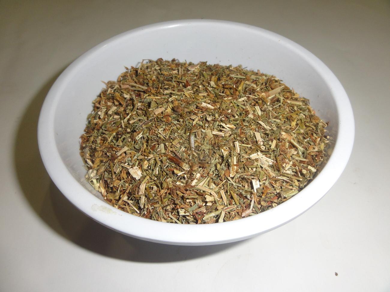 Hypericum Perforatum (St. John?s Wort) Organic C/s Herb