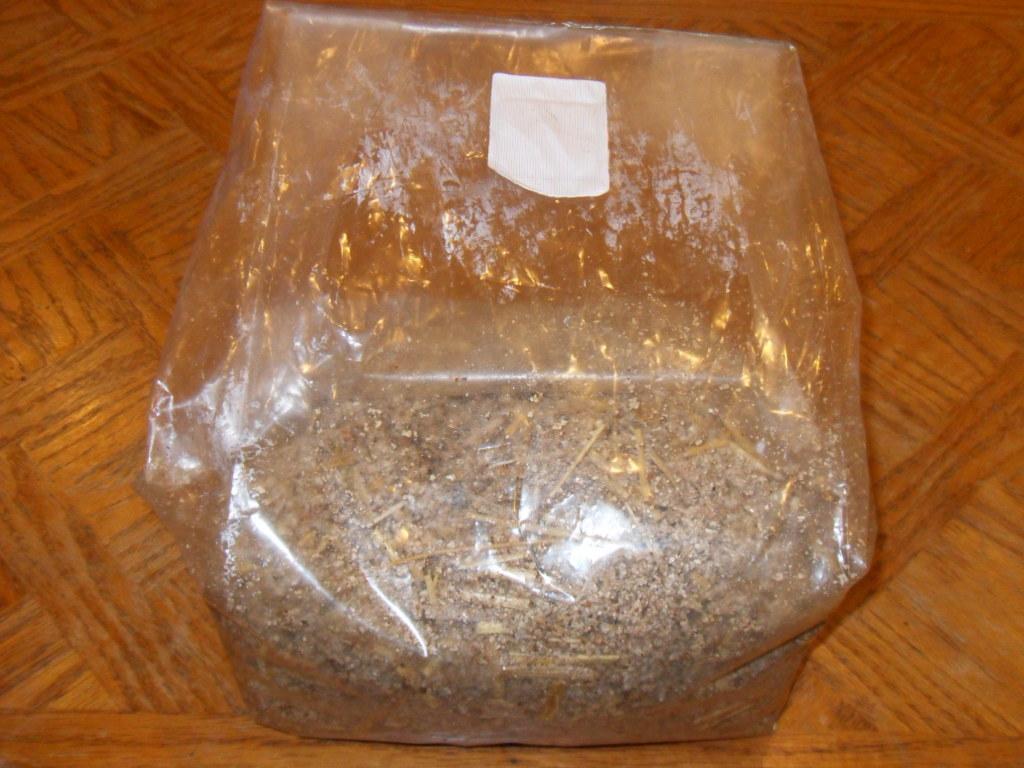 Mushroom Grow Bags XLS Extra Large Size 10/'/' x 5.5/'/' x 24/'/' //Sealable Spawn//Myco