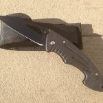 Harpoon Tactical 2 Folding Pocket Knife by World Seed Supply